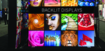 Backlit & Front Lit Displays